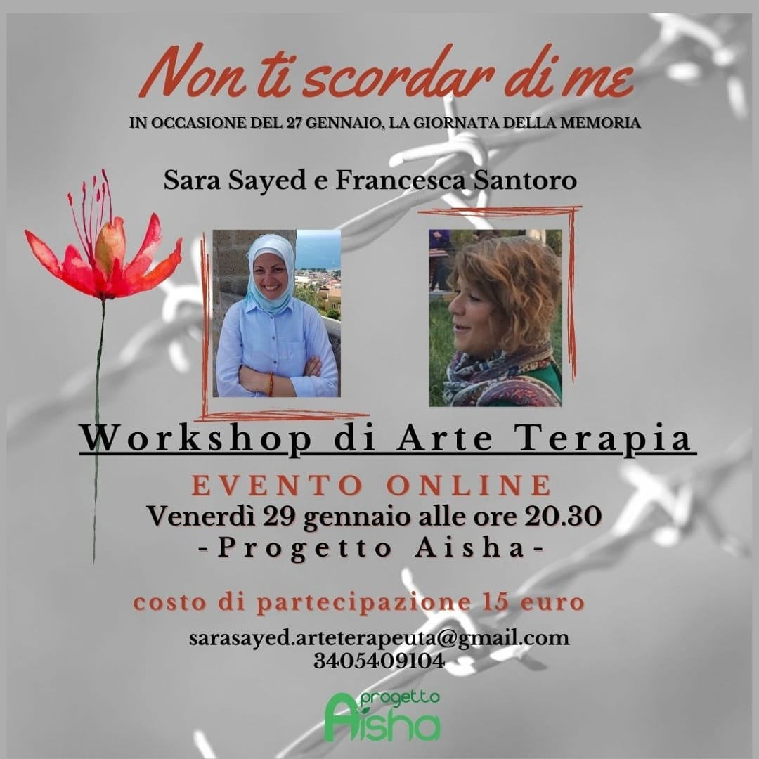 Workshop di Arteterapia